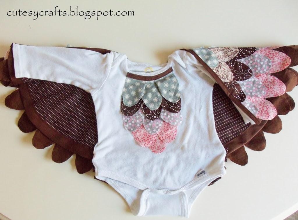 Diy Baby Owl Costume