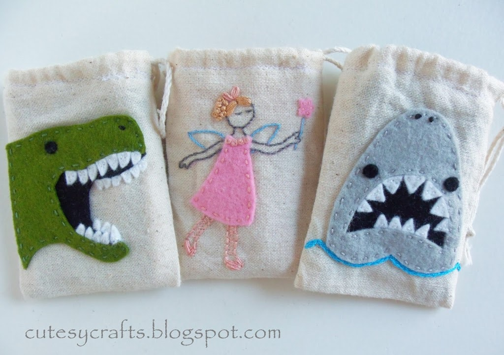 Free Embroidery Patterns - Fairy