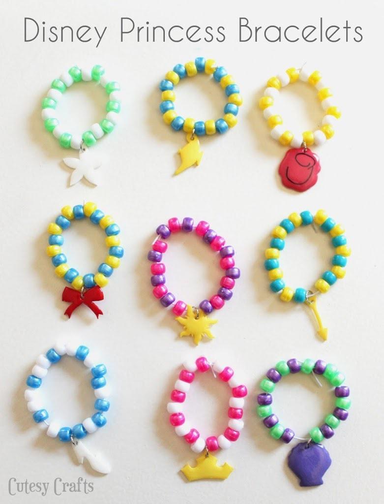 Diy Crafts With Pony Beads