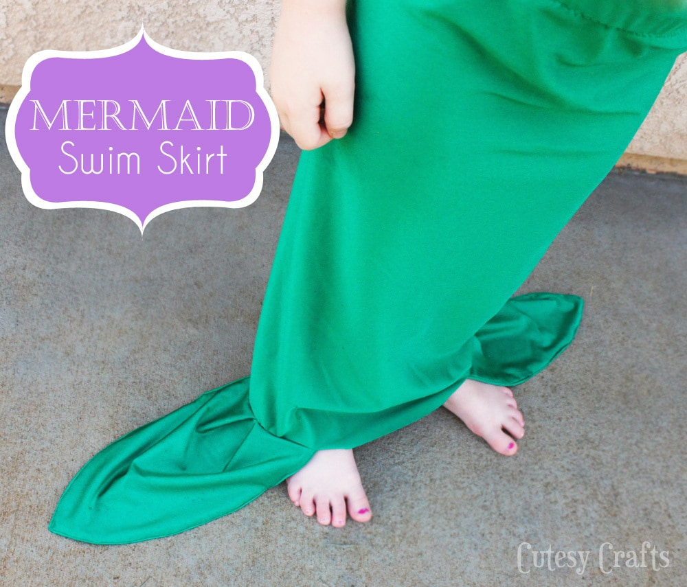 40+ Adorable Mermaid Crafts for Adults and Kids