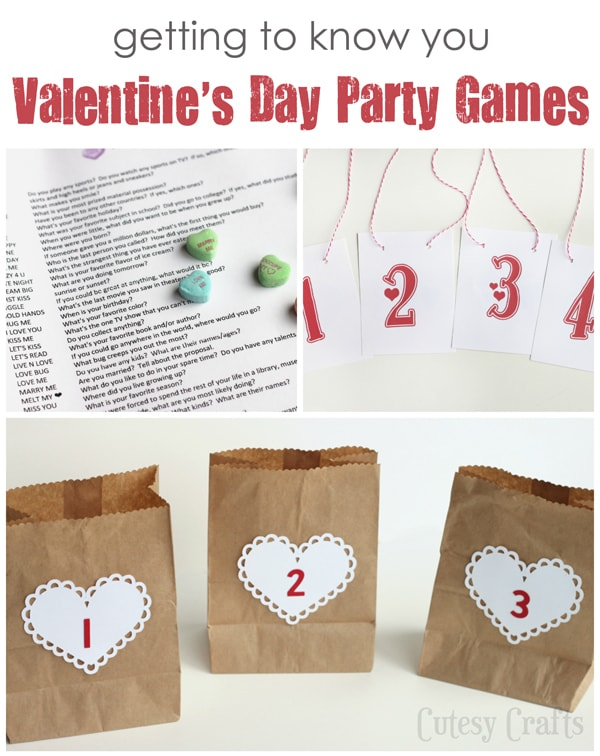 """Getting to Know You"" Valentine's Day Relief Society Activity"