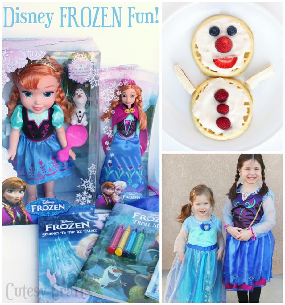 Disney FROZEN Fun