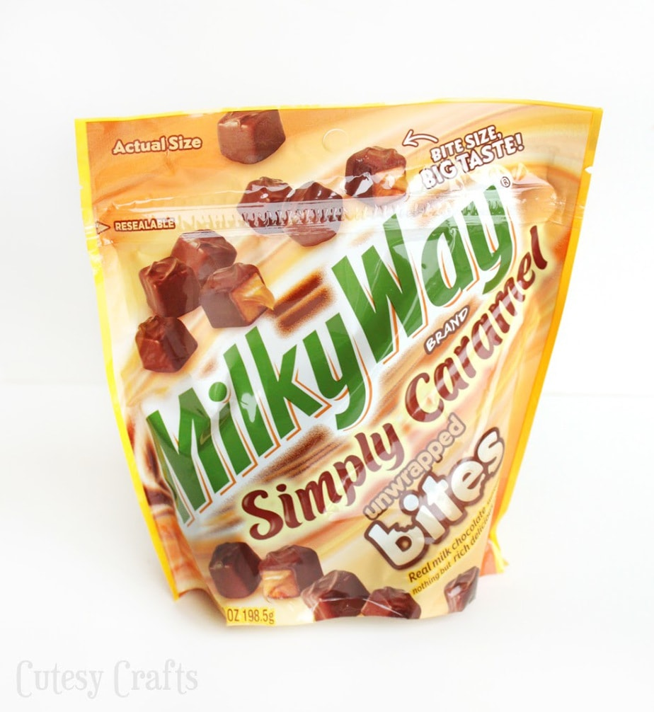 Milky Way Simply Caramel Bites