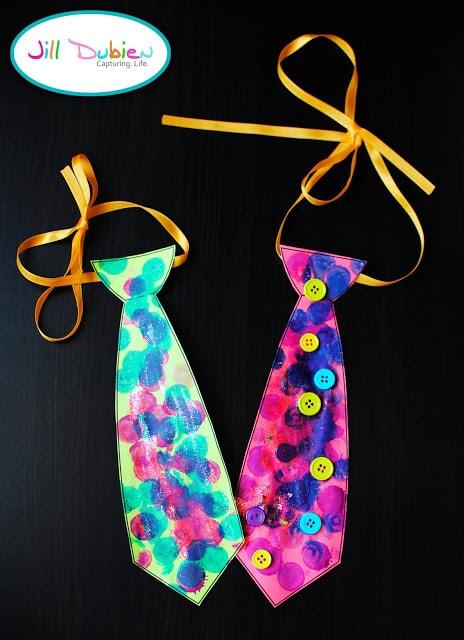 Paper Ties