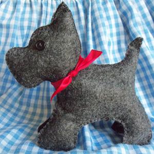 DIY Toto Dog