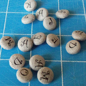 Letter Buttons
