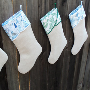 Linen Stockings