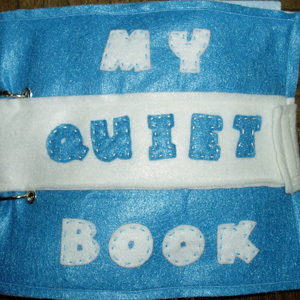 Free Quiet Book Patterns
