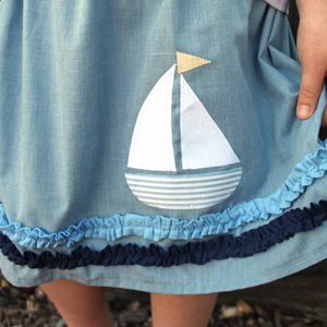 Sail Away Summer Outfit