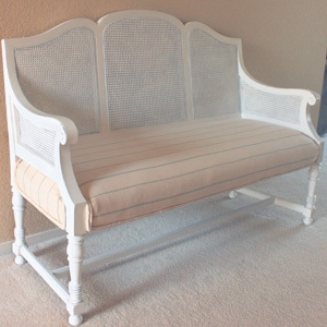 Settee Makeover