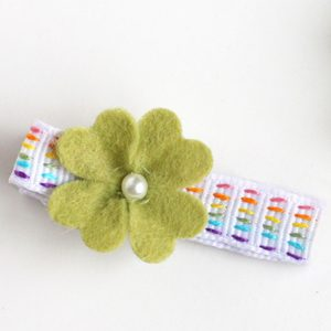 Felt St. Patrick's Day Hair Clips