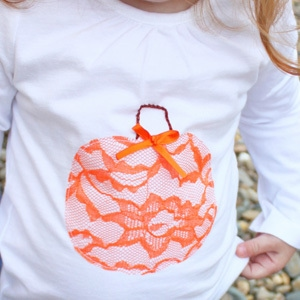 More Lace Halloween Shirts