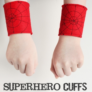 Marvel Super Hero Mashers and Super Hero Cuffs