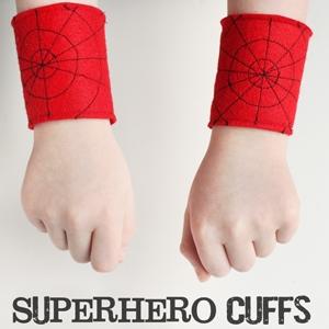 Marvel Super Hero Mashers and Super Hero Cuffs