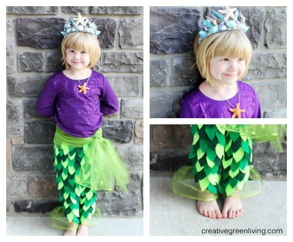 Mermaid Costume from Creative Green Living
