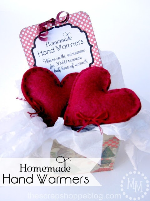 Hand Warmers from The Scrap Shoppe