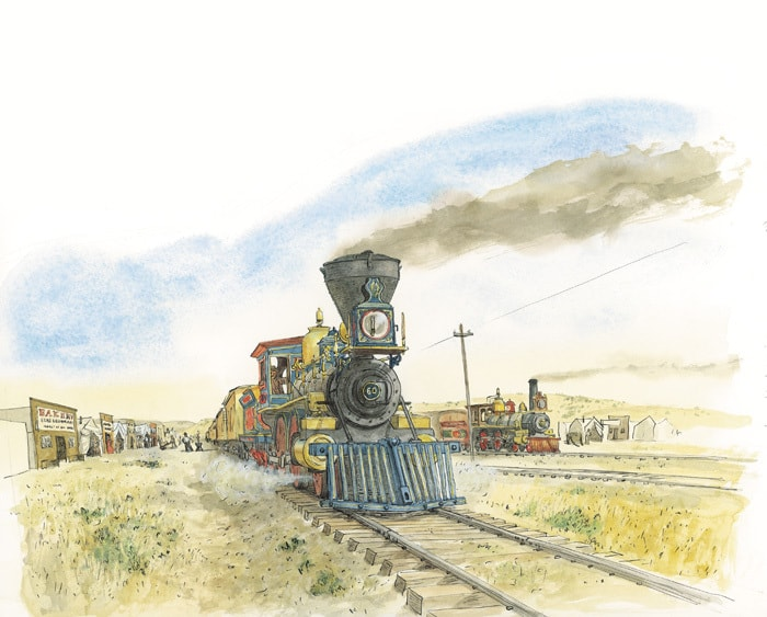 Borrow Locomotive from your local library instantly through hoopla.