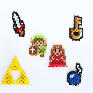 Zelda Perler Bead Patterns