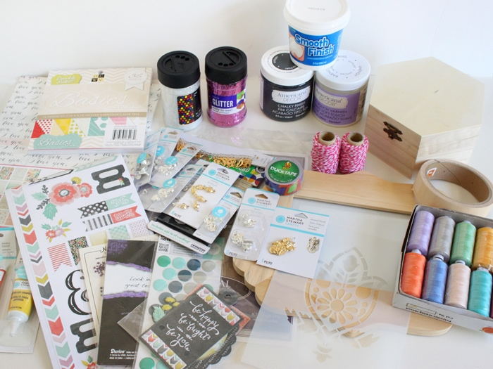 Win some craft supplies!