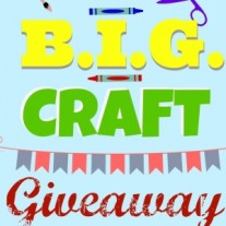 Craft Stash GIVEAWAY!