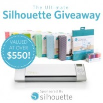 Ultimate Silhouette Giveaway!