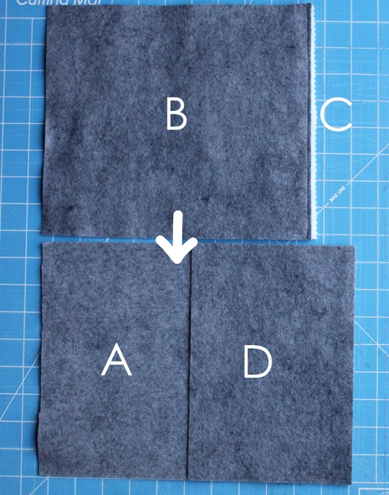 Felt tablet sleeve tutorial. #TabletTrio #shop #cbias