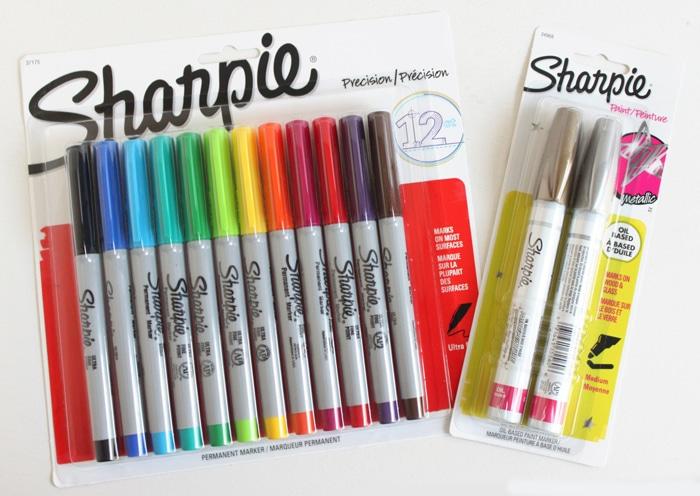 Sharpie markers at Staples. #StaplesBTS #PMedia #ad