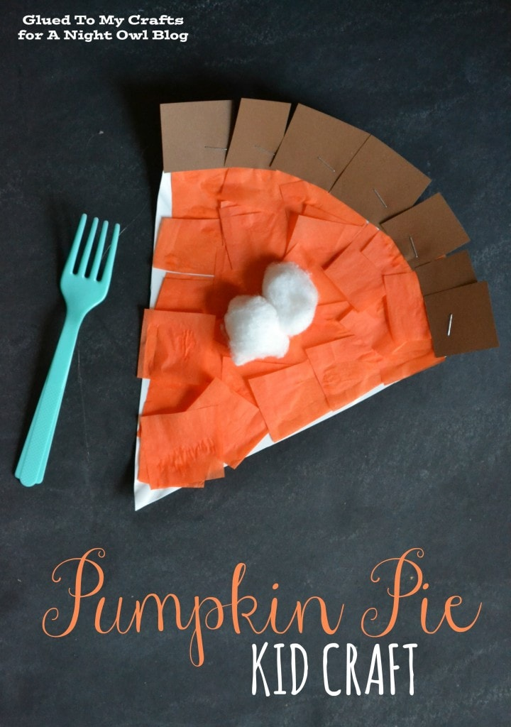 15 thanksgiving crafts for kids cutesy crafts for Arts and crafts for 10 year old girls