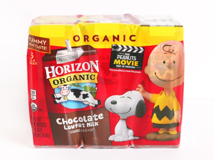 Horizon Milk Boxes #HorizonLunch #ad