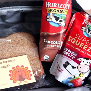 School Lunch Ideas – Thanksgiving Jokes