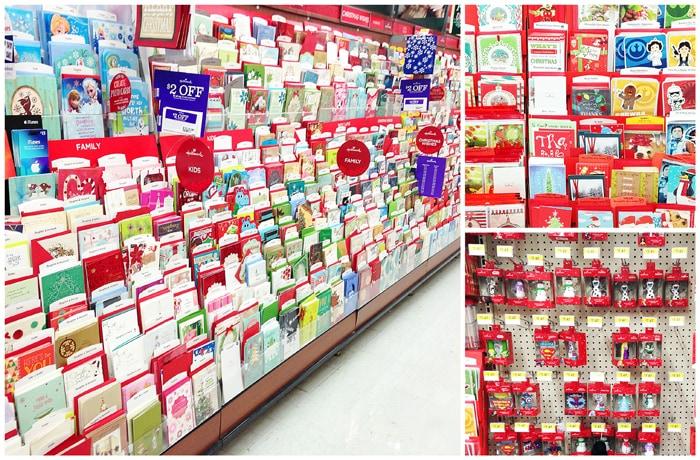Hallmark cards at Walmart #SendHallmark #ad