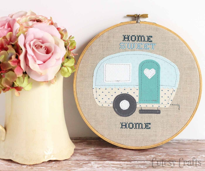 Free Embroidery Patterns - Trailer