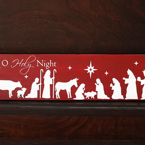 Nativity Christmas Decoration