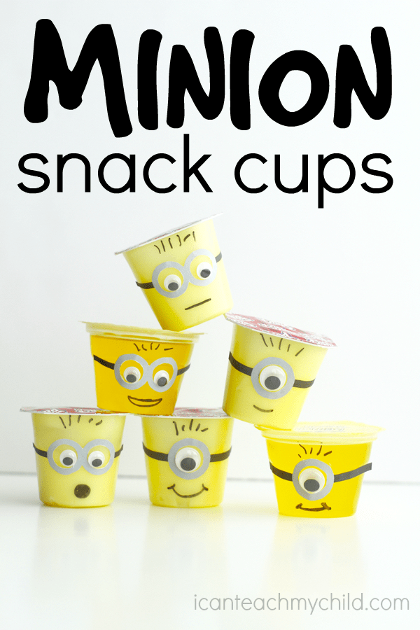 15 Minion Food Ideas
