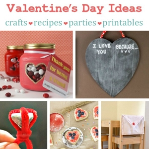 Valentine's Day Ideas – The Ultimate Valentine's Day Round-Up