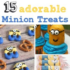 15 Minion Food Ideas