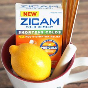 Zicam® Get Well Gift Idea