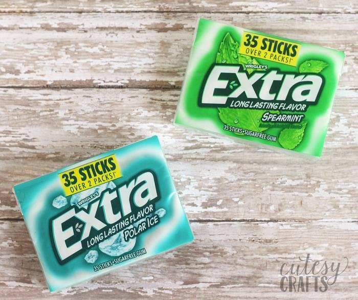 Extra Gum 35 Stick Packs