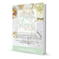 The Baby Shower Book Giveaway
