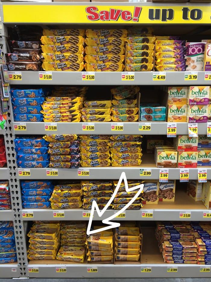 Keebler Cookies at FoodsCo