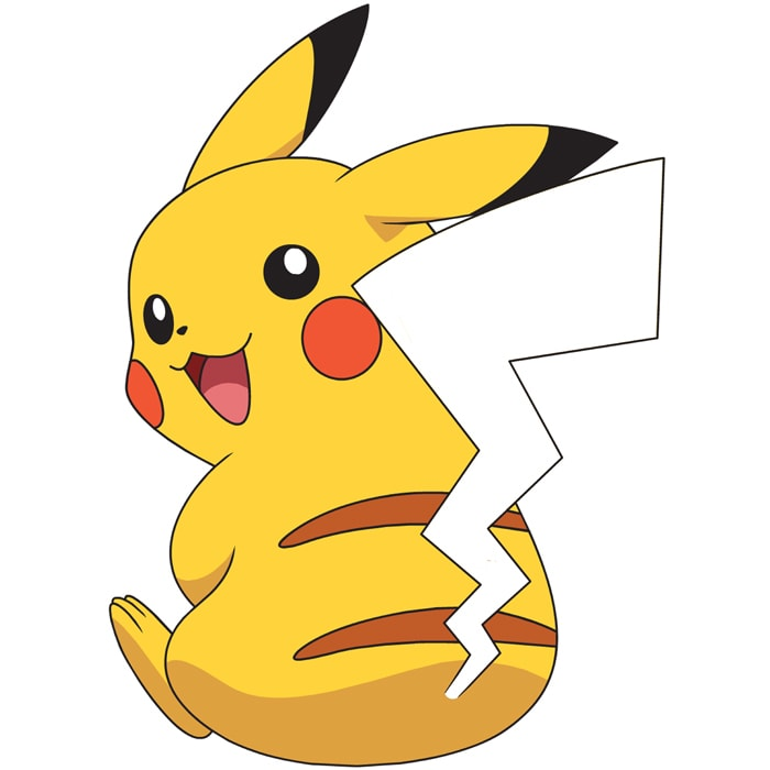 image about Pikachu Printable known as Pokemon Social gathering Plans - Cutesy Crafts