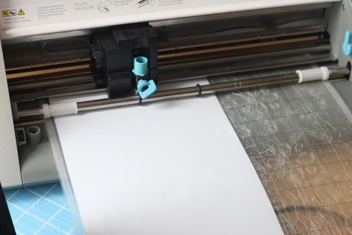 Silhouette cameo cuttting vinyl