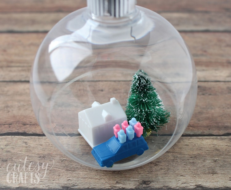 Game of Life Christmas Ornament Tutorial