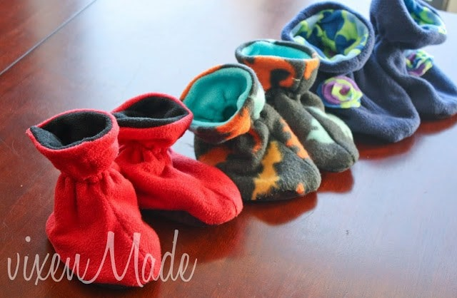 20 Things to Make with Fleece Scraps