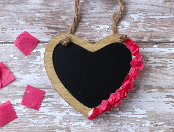 DIY Valentine's Day Gift - Things I Love About You