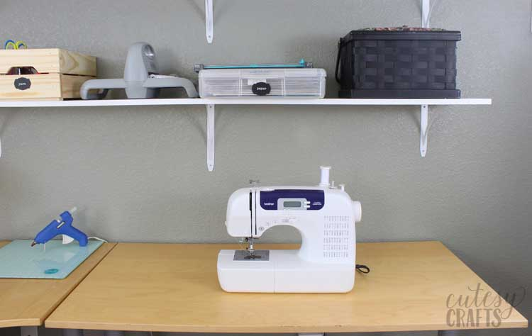 Inexpensive Craft Room Ideas