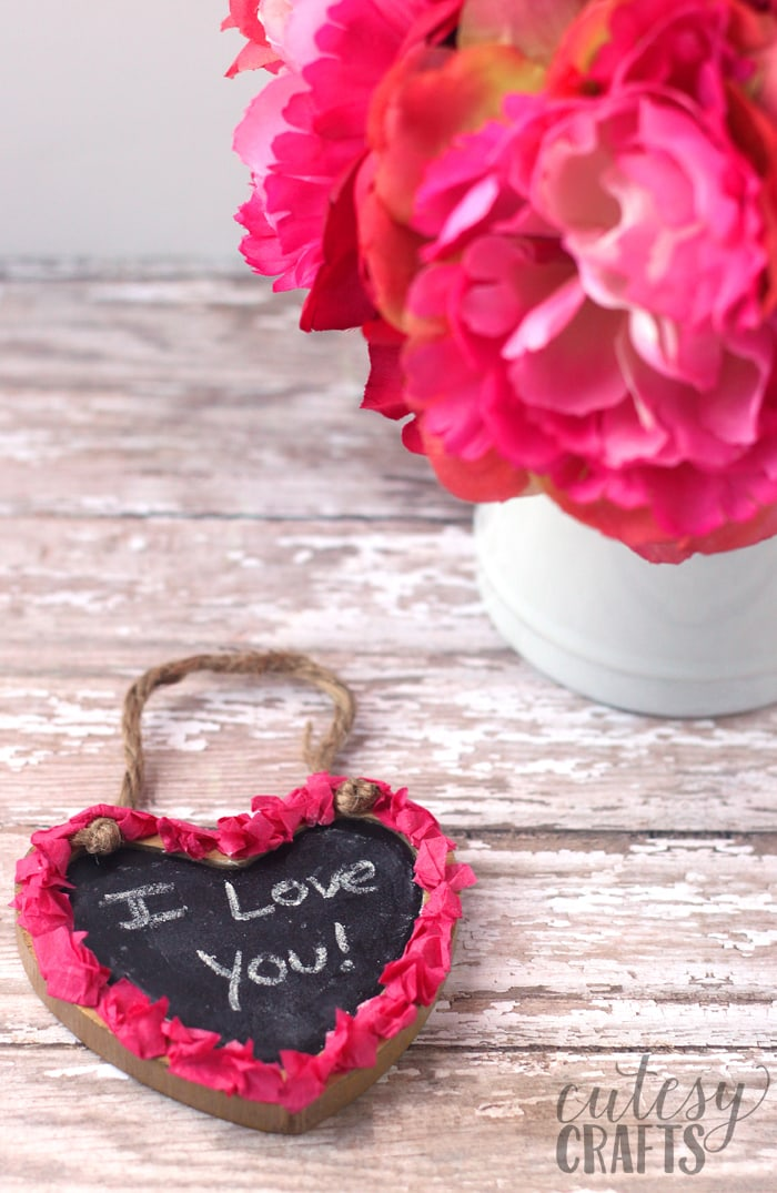 diy valentines day gift things i love about you - Valentines Day Things