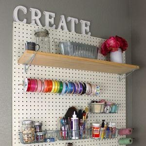 Easy Craft Room Ideas
