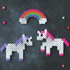 Unicorn Craft – Perler Bead Patterns