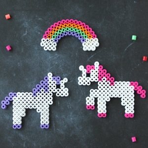 Unicorn Craft – Perler Bead Patterns